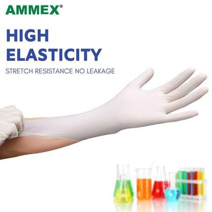 Latex Examine Gloves Multipurpose Powder Free