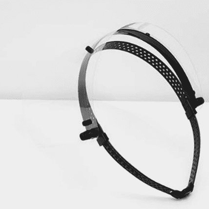 Lightweight Full Face Shield for Eye Face Protection Adjustable
