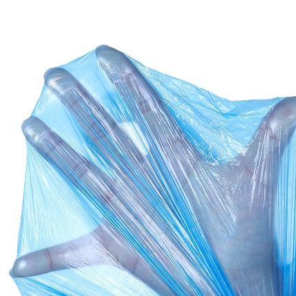 Disposable Plastic Shoe Covers Durable Waterproof