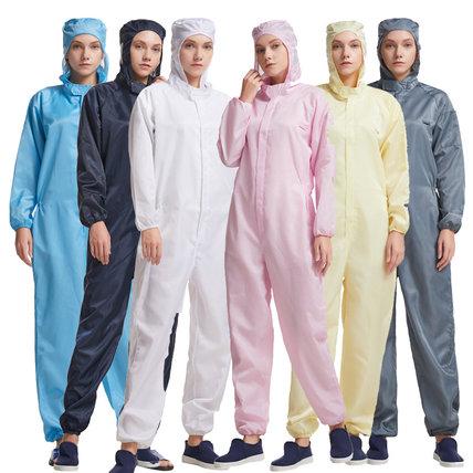 Unisex Anti Static Overalls Protective Suit