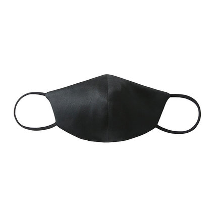 Unisex 100% Silk Face Mask Adult Washable and Reusable