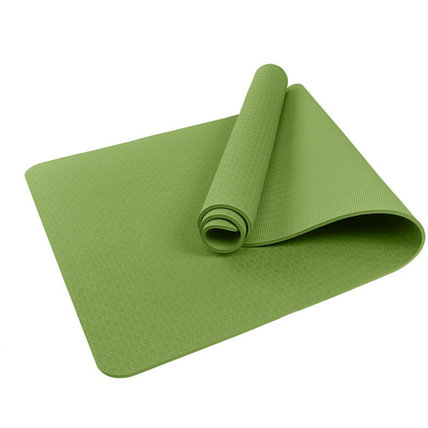 Non-Slip TPE Yoga Mats  for Yoga, Pilates and Gymnastics