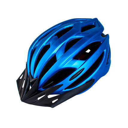 One-piece Model Mountain Bike Helmet for Adult Riders Head Safety