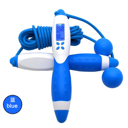 Digital Counting Speed Skipping Rope for Fitness
