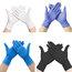 Nitrile Gloves Powder-Free Latex Free Disposable Gloves (100PCS)