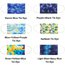 Multicolor Tie Dye Printed Disposable Face Mask Adult 3-ply (50 PCS - Any 5 Colors)